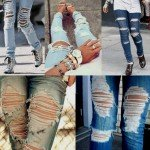 Jeans Destroyed!!!