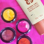YES! Cosmetics: BB cream e novas sombras!